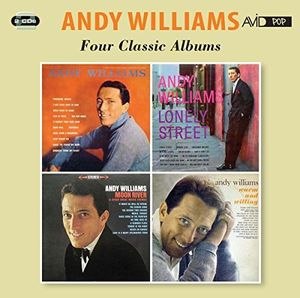 Andy Williams /  Lonley Street /  Moon River