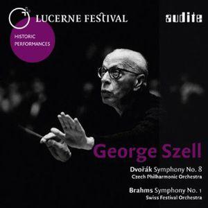 Szell Conducts Dvorak Brahms
