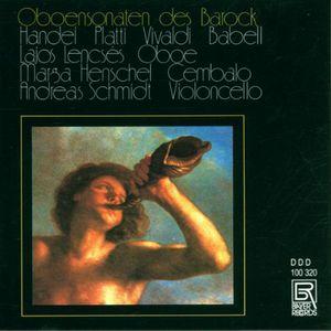 Baroque Oboe Sons