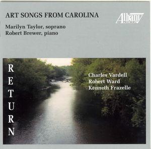 Return: Art Songs from Carolina