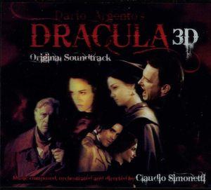 Dracula 3D (Original Soundtrack) [Import]