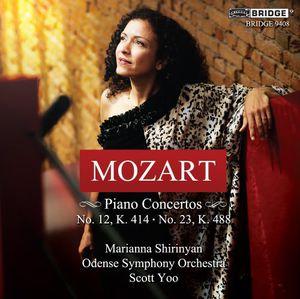 Mozart Piano Concertos Vol. 4