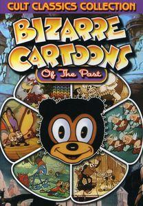 Bizarre Cartoons of the Past
