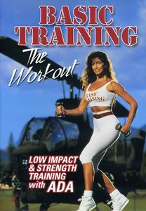 Basic Training With Ada: Low Impact and Strength Training Workout