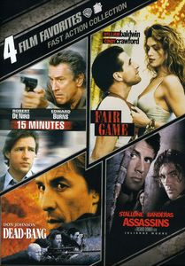 4 Film Favorites: Fast Action Collection