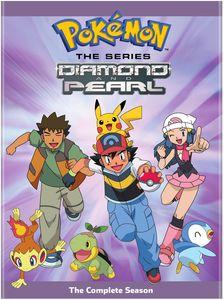 Pokemon The Series: Diamond And Pearl The Complete Season