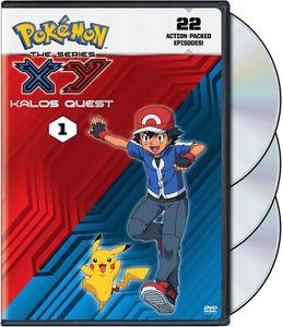 Pokemon the Series: Xy Kalos Quest Set 1