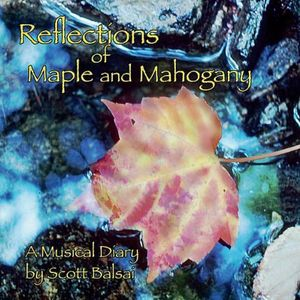 Reflections of Maple Mahogany