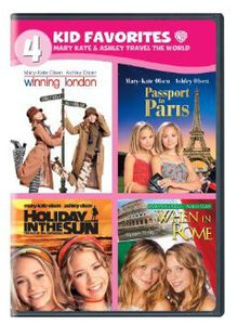 4 Kid Favorites: Mary-Kate & Ashley Travel the World