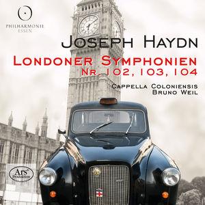 London Symphonies Nos. 102 & 103 & 104