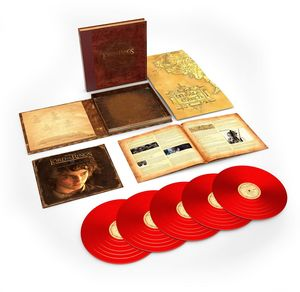 The Lord of the Rings: The Fellowship of the Ring - Complete Recordings , Howard Shore
