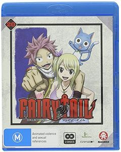 Fairy Tail Collection 20: Eps 227-239 [Import]