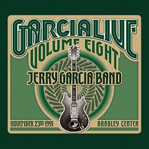 GarciaLive Volume 8 - November 23rd, 1991 Bradley Center