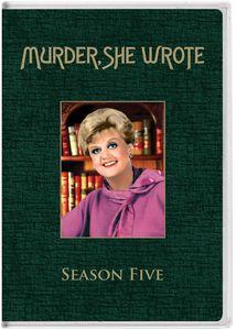 Murder, She Wrote: Season Five