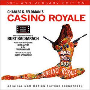 Casino Royale (Original MGM Motion Picture Soundtrack) [Import]