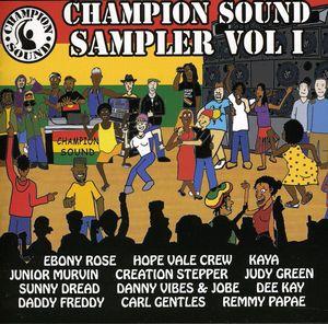 Champion Sound: Sampler 1 /  Various
