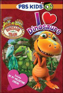 Dinosaur Train: I Love Dinosaurs