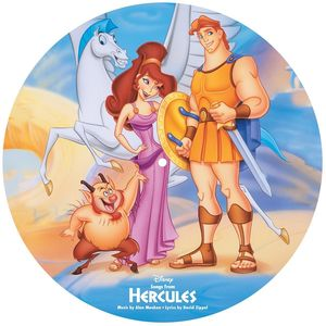 Songs from Hercules (Picture Disc) /  O.S.T. [Import]