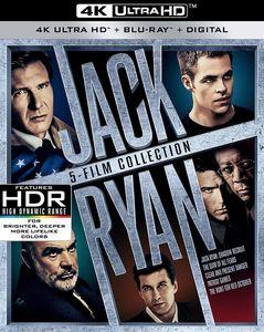 Jack Ryan: 5-Film Collection
