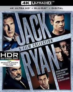Jack Ryan: 5-Film Collection