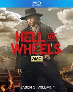 Hell on Wheels - Season 5 Volume 1
