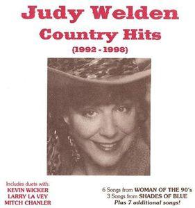 Judy Welden-Country Hits 1992-98