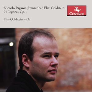 Paganini & Goldstein: 24 Caprices, 1