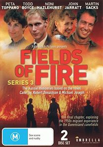 Fields of Fire-Series 3 [Import]