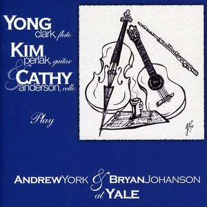 Yong Kim & Cathy at Yale