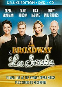 From Broadway To La Scala [Import]