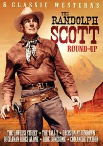 The Randolph Scott Round-Up: Volume 1