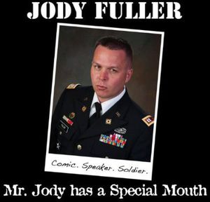 Mr. Jody Has a Special Mouth
