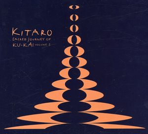 Sacred Journey Of Ku-kai, Vol. 3