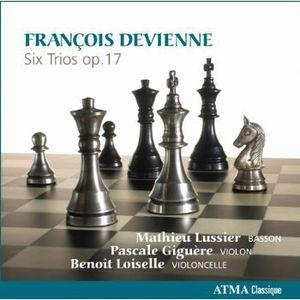 Six Trios Op 17