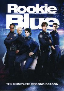 Rookie Blue: The Complete Second Season
