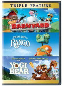 Barnyard/ Rango/ Yogi Bear