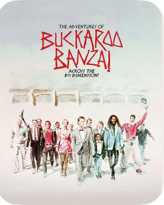 The Adventures of Buckaroo Banzai Across the 8th Dimension (Collector's Edition)