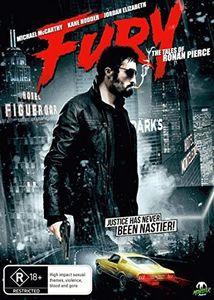 Fury: The Tales Of Ronan Pierce [Import]