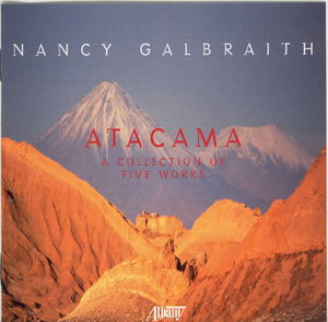 Atacama /  Inquiet Spirits /  Piano Sonata
