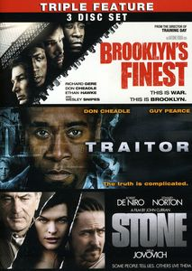 Brooklyn's Finest /  Traitor /  Stone