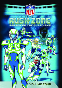 Nfl Rush Zone,: Volume 4