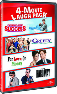 Michael J. Fox 4-Movie Laugh Pack: The Secret of My Success /  Greedy /  For Love or Money /  The Hard Way