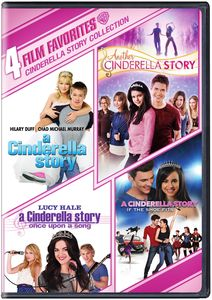 4 Film Favorites: Cinderella Story Collection