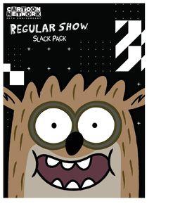 Regular Show: The Slack Pack