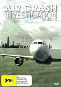 Air Crash Investigations Series 13 [Import]