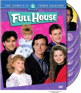 Full House: The Complete Third Season