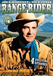 The Range Rider: Volume 4