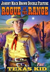 Rogue of the Range /  Texas Kid