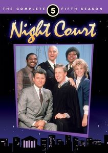 Night Court: The Complete Fifth Season