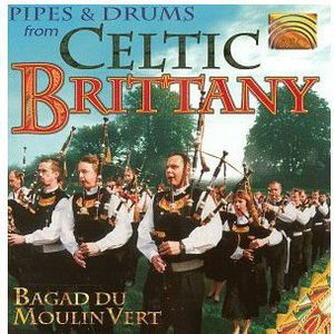 Pipes & Drums from Celtic Brittany